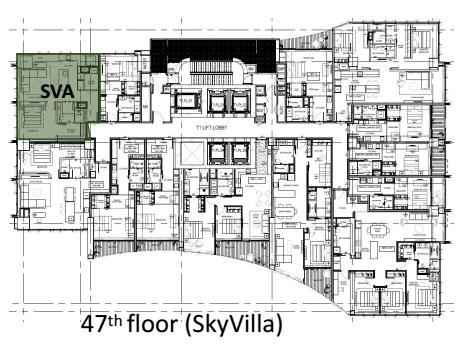 BÁN căn hộ penthouse quận 1 alpha hill