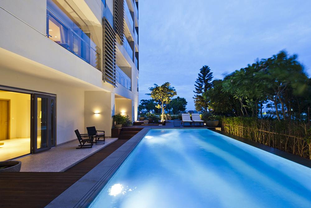 Bán căn hộ pool villa đảo kim cương Quận 2