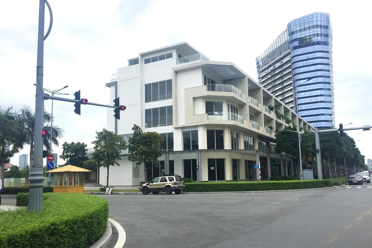 Cho thuê Shophouse đường Nguyễn Cơ Thạch