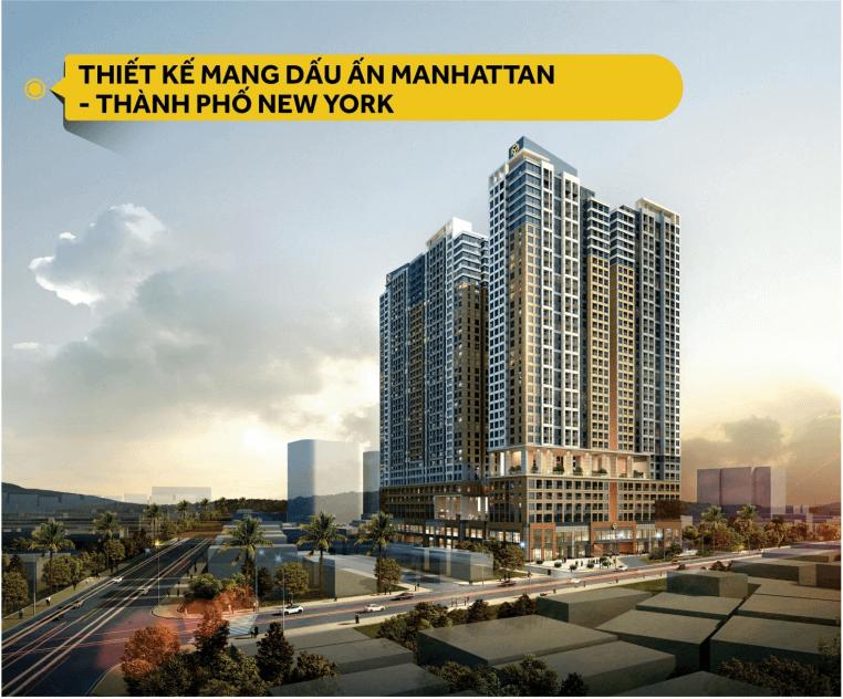 Dự án của Novaland tại Quận 1 - Manhattan Quận