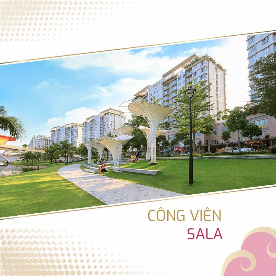 Khu đô thị Sala Đại Quang Minh quận 2 – Nơi hội tụ những giá trị tinh hoa cuộc sống 6