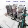 Phối cảnh giai đoạn 2 dự án Metropole Thủ Thiêm